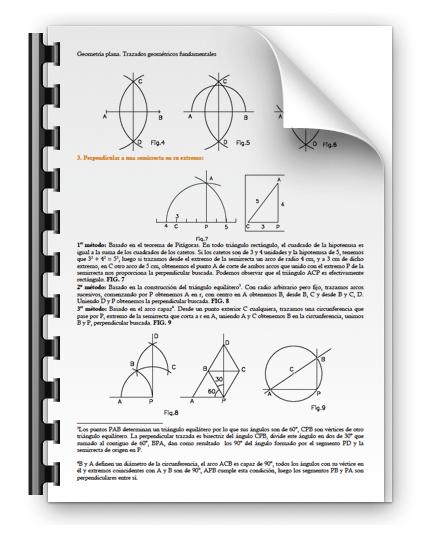 Trazado de perpendiculares PDF