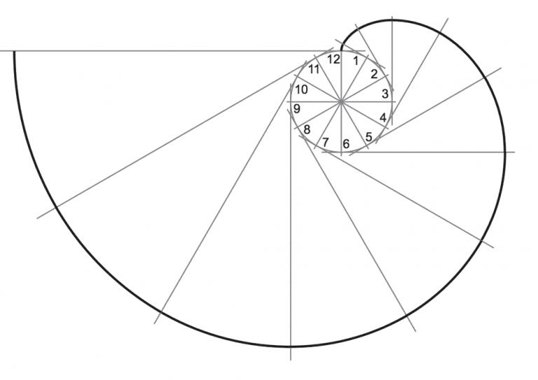 Láminas espirales
