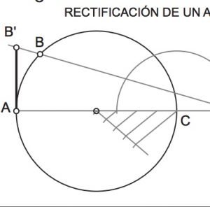Rectificaciones circunferencia y arcos