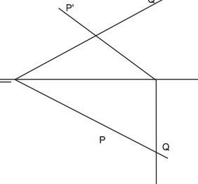 Ejercicios intersecciones y secciones en Sistema Diédrico