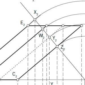 Sistema diédrico. Superficies, secciones y desarrollo